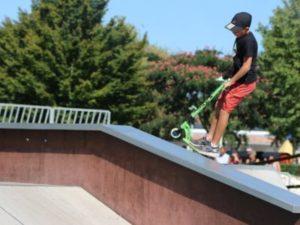Skate park Lanton
